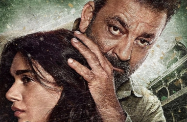 Sanjay Dutt pours his heart out in Bhoomi!