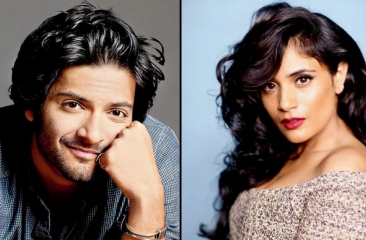 Richa Chadha's tongue in cheek response about her wedding to beau Ali Fazal is all kinds of awesome!