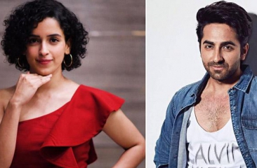 Ayushmann Khurrana and Sanya Malhotra to star in a film together!