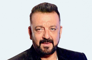 Sanjay Dutt's first venture in the Marathi industry!