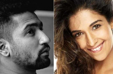 Vicky Kaushal is dating TV host and actress Harleen Sethi?