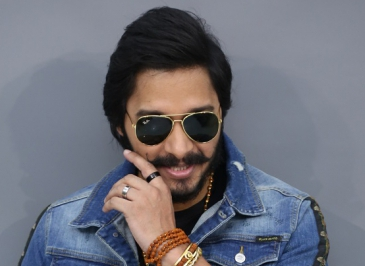 Shreyas Talpade's new look in