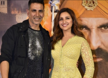 Check out the photographs from the Kesari Press Conference