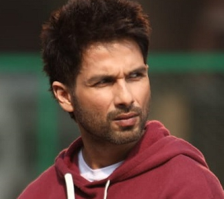Shahid Kapoor is all set up to play a self-destructive character