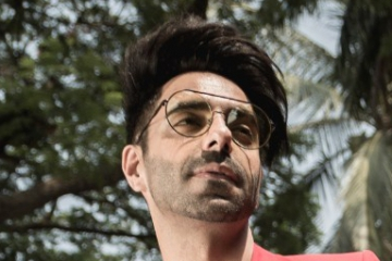 There is something about Aparshakti Khurana...