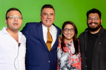 Boman Irani collaborates with his sons under home production!