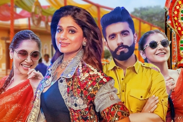 Shamita Shetty and brother-in-law Raj Kundra come together for a Punjabi music video Teri Maa!