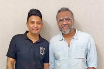 Bhushan Kumar and Anubhav Sinha to Mark the Beginning of a Long-term Filmmaking Association!