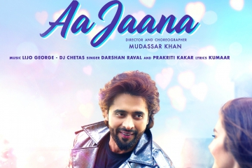 Jackky Bhagnani and Darshan Raval release the audio of their next track Aa Jana!