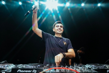 Mumbai DJ is the first Indian to be Signed by Republic Records!